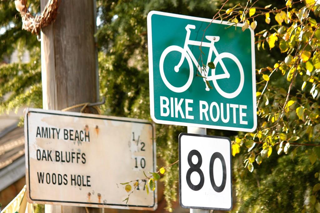 自転車ルート